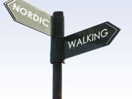 Nordic Walking en Exerstrider Nordic Walking